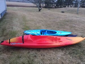 Pair of kayaks for sale