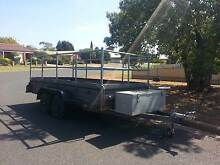 huge trailer double axle Temora Temora Area Preview
