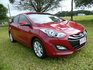 2014 Hyundai i30 TROPHY Automatic Hatchback Atherton Tablelands Preview