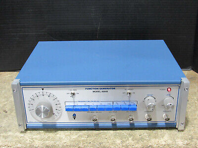 Energy Concepts Eci 40600 Function Generator 105-130vac 11va Tested And Working