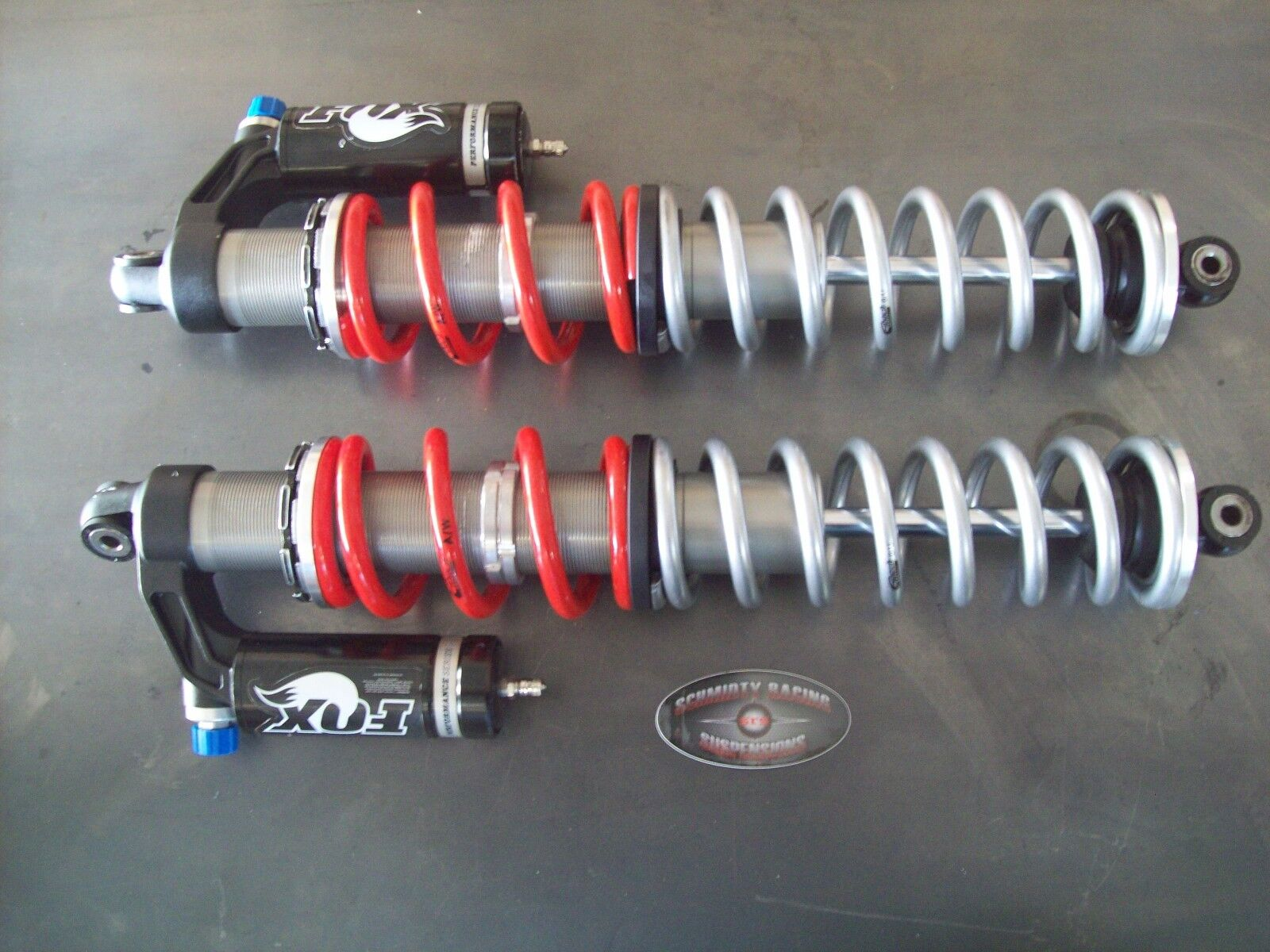 """POLARIS RZR 900S 1000S DUAL RATE SHOCK SPRING KIT """"STANDARD"""" REPLACEMENT F/R"""