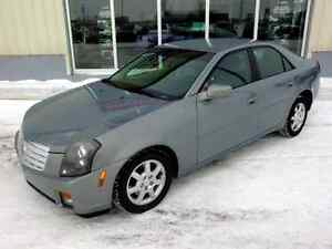 2007 Cadillac CTS - Heated Leather