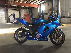 2006 zx6r w/ loads of new parts