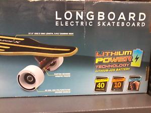 Wanted: Razor X Long board Electric Skateboard