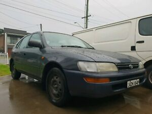 Toyota corolla AUTOMATIC/pink slip available