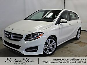 2015 Mercedes Benz B250 4MATIC-BLUETOOTH-BAS KILOS!