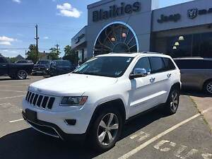 2014 Jeep Grand Cherokee Limited | 4X4 | BACK UP CAM | HEATED SE
