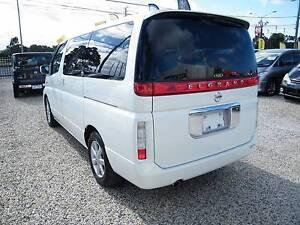 2004 Nissan Elgrand 3,5L (#7765) Moorabbin Kingston Area Preview