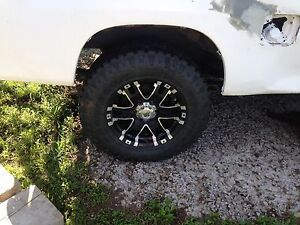 2014 Tacoma rims n tires 265/70/17