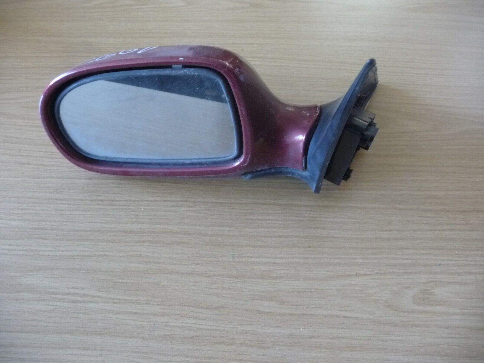 Daewoo Nubira 2,0 L EZ98 Außenspiegel  Elektrisch Vorne Links Rot   (19972)