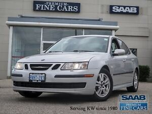2007 Saab 9-3 LOW KILOMETERS !!
