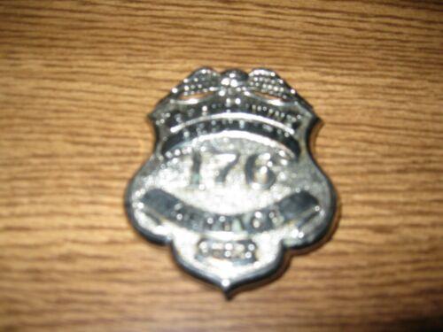 Vintage Brandywine Security Service Badge Pin Vintage PA