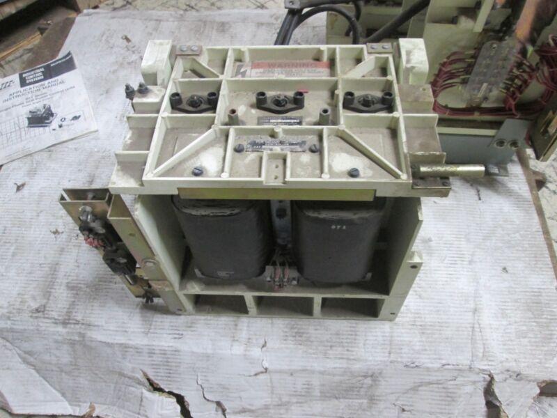 Ge Vacuum Contactor Cr193b110l005041u 400a 7.2kv Used