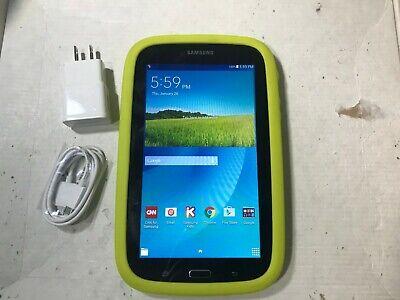 Samsung Galaxy Tab E Lite SM-T113 8GB, Wi-Fi, 7in - Black Kids