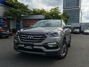2017 Hyundai Santa Fe Sport PREMIUM AWD AUTO -  Leather wrapped
