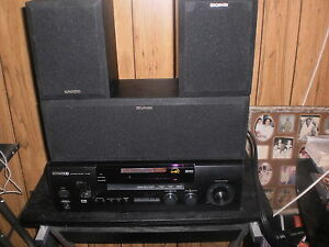 Audio Stereo system, home theater