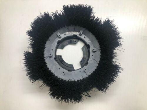 "Powr - Flite 613S Bassine Scrub Brush with Clutch Plate 11"""