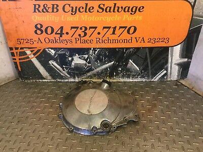 1985 85 86 87 Kawasaki EN450A EN450 EN 450 454 LTD Engine Clutch Cover Panel