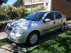 2003 Holden Astra Hatch - AUTO - 135 klm - IMMACULATE Lockleys West Torrens Area Preview