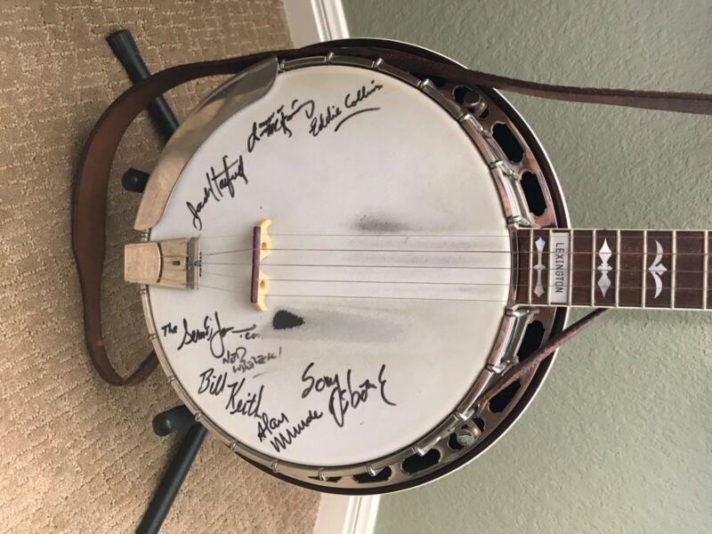 Huber Lexington Banjo