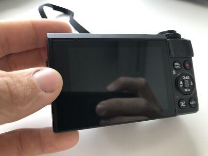 Canon G7x power shot mark 2