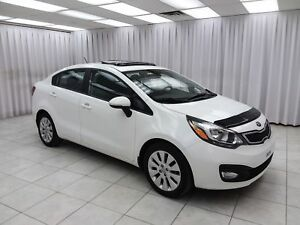 2013 Kia Rio EX GDi 6SPD SEDAN w/ BLUETOOTH, HEATED SEATS, USB/