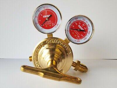 Heavy Duty Victor Acetylene Pressure Regulator Refurbished