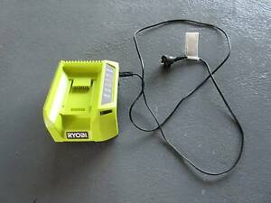 Ryobi 36v Battery Charger Iluka Joondalup Area Preview