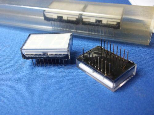 QDSP-5173 HP LED DUAL 7-SEGMENT DISPLAY NEW! LAST ONES