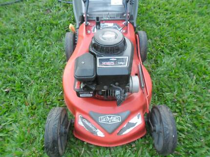 Rover lawnmower Mount Sheridan Cairns City Preview
