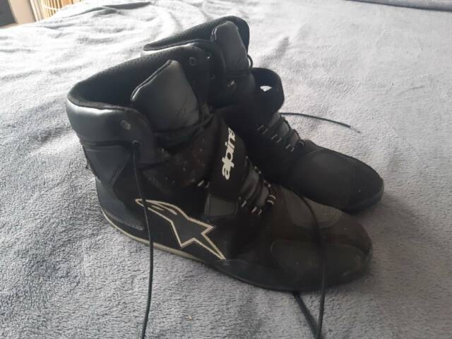 Alpinestars Motorcycle Riding Boots Motorcycle Amp Scooter