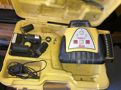 Parts Only - Leica Rugby 100 Self-leveling Construction Rotating Laser