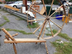Large spinning wheel $70