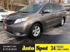 2012 Toyota Sienna CE/CLEAN TITLE/PRICED-QUICK SALE!