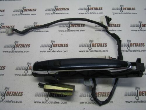 Lexus LS430 exterior door handle rear left used 2002