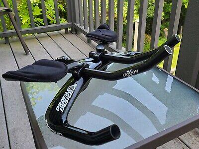 Carbon MTB road handlebar Bike Riser Bar 580-720mm integrated Bar stems 9-12cm