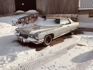 Cadillac Coup Deville