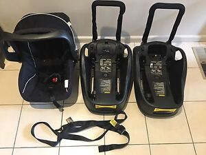 Strider Plus baby capsule Boronia Knox Area Preview