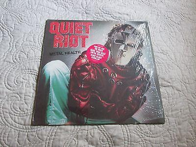 Quiet Riot mental health vinyl