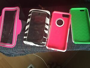 4 I phone 6 cases I otter box
