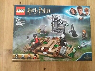 LEGO Harry Potter The Rise of Voldemort (75965) - BNISB Sealed
