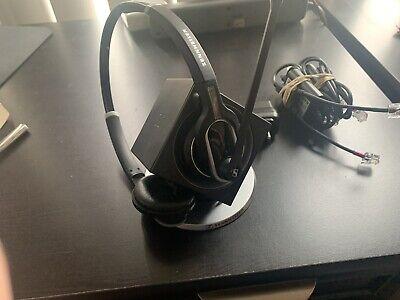 Sennheiser DW Pro 2 Dual Ear Wireless Office Headset + Base DW BS