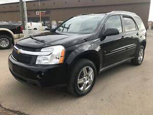 2008 CHEVROLET EQUINOX - 4 Door Station Wagon LT1 AWD