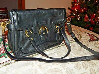 Coach Handbag Black Tote F28629 Shoulder Bag