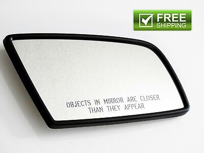 2004-2005 BMW 525i 530i 545i Passenger Side Right Mirror Glass Auto Dim OEM