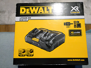 DeWalt dual battery charger Subiaco Subiaco Area Preview