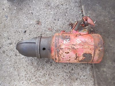 Allis Chalmers C Ac Tractor Working Engine Motor 6 V Starter Assembly