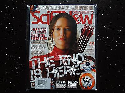 SciFiNow Magazine - Hunger Games Mockingjay Part 2 2015  - $4.99
