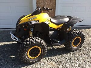 2013 Can-Am Renegade XXC 1000 Power steering!Financing Available
