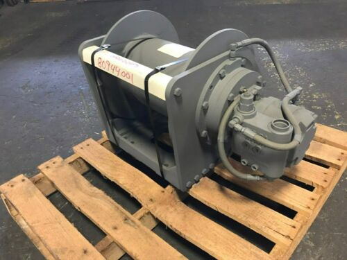 Tulsa Winch 12,000 lbs Line Pull, Planetary Hoist New 1259W-LOAD Permco Motor